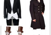 Victorian menswear