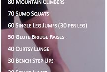 Ladies Fitness / Workouts for Ladies on the Go!  No equipment necessary!