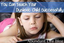Dear dyslexia...