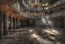 forgotten places / by cris howard