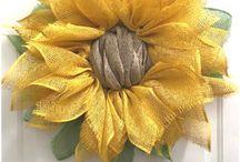 Sunflower for Julie