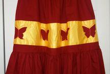 Native skirts
