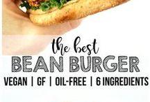 BLE and vegan recepies