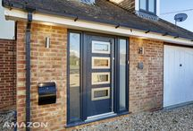 Doors / The entrance door – one of the first things people notice about a property – is often a reflection of the home that lies beyond. The style, material, colour and door furniture all combine to make a statement. You want your door to last and look good for many years.