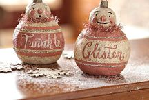 No Peeking-Ornaments / by Teresa Costello