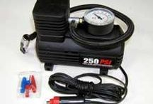 Power and Portable Air Compressors