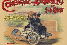 Vintage Automobile Posters / by Rennert's Gallery