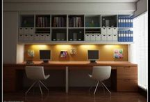 Home Office / by Pete Mitchell