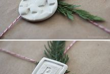 Gift Wrap / Creative ideas for wrapping gifts and/or clever packaging
