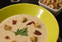 Chez Papa Rico - Soupes et veloutés / Recettes de soupes et veloutés