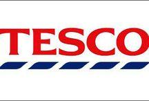 Tesco brand identity