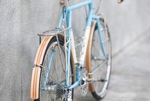 Bikes.  / by Marta Heinz