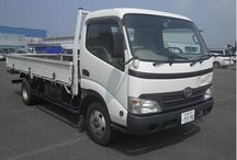 Toyota Dyna Truck 2007 White - Buy Good Trucks at negotiable prices / Refer:Ninki26716 Make:Toyota Model:Dyna Truck Year:2007 Displacement:4000cc Steering:RHD Transmission:MT Color:White FOB Price:14,800 USD Fuel:Diesel Seats  Exterior Color:White Interior Color:Gray Mileage:166,000 km Chasis NO:XZU414-1004661 Drive type  Car type:Trucks
