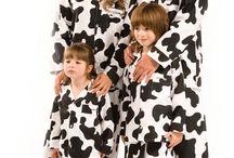 Pijamas clonhadas