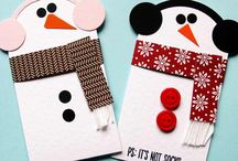 A gift card Holders