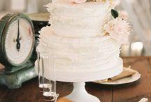 The cake / by Jessie Hagemeyer