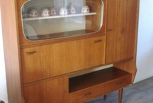 Oude meubels