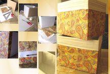 Коробка / Коробка из картона