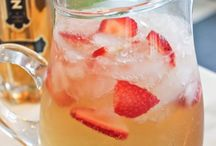 Wedding Shower Punches / Punches for all occasions, especially wedding showers or an addition to the bubbly bar