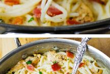 Fab Food Recipes for MidLife / Great posts about savoury foods - ideas, images and recipes
