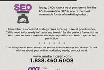 CMO Success in 2015 / 9 Ingredients Every CMO's Recipe Needs For Success in 2015! / by The Marketing Zen Group