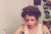 Crazy braids