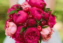 Fleurs et bouquets mariage
