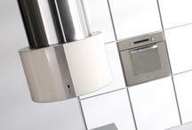 Nuevos aires en la cocina / Campanas extractoras decorativas para la cocina más actual de la marca Mepamsa