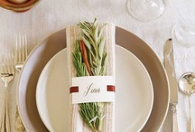 Tablescapes / by A Floral Touch