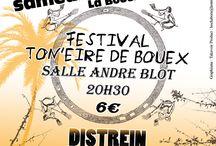 Affiche Fest-Noz 2013 / réalisation com pour fest noz 2013