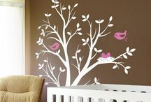 Decorating Our Nursery