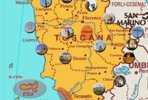 Toscana-Italia-Sicilia