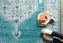 Rugs in interiors