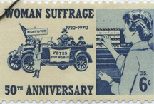 Women on Postage Stamps