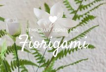 ♥ Temporary corner with Fiorigami ♥