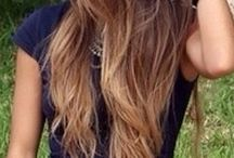 ombre for brunette