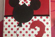 Minni kortti / Syntymäpäiväkortti