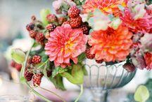 Flowers / Everybody loves a pretty flower / by Anna .