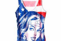 superhero stuffs