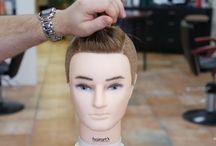How to self haircut