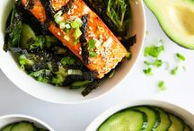 Good Eats / A collection of healthy food and recipes that we love.