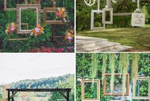 wedding with frames\\