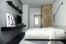 Small Bedrooms / Get design ideas for small spaces in your home or apartment.