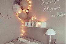 Koselig hjemme dekor