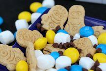 Theme snacks