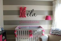 baby room / by Rose Carroll