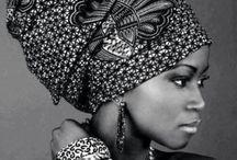 Black women & child