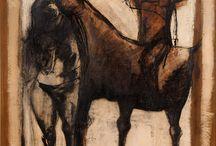 Marino Marini: dipinti, gouaches, grafiche e sculture
