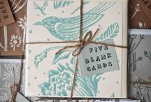 Gifting stationery wrapping