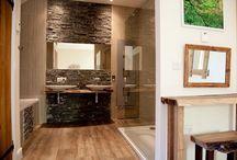 Woodlands Retreats Stunning Bathrooms / Stunning Bathrooms at our properties